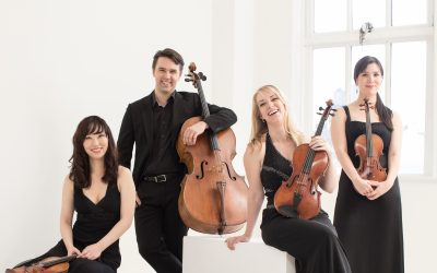 Solera Quartet in Weill Hall at Carnegie Hall