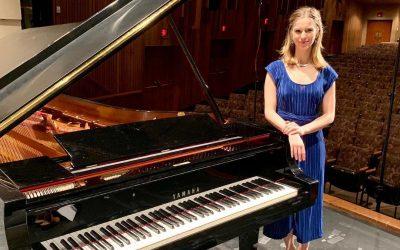 Elizabeth Dorman, Pianist, Sundays Live LACMA